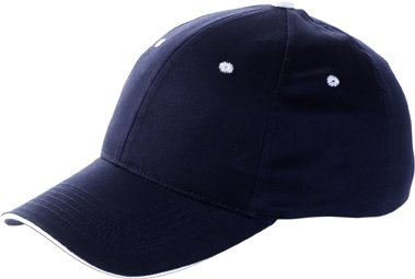 Six Panel Cotton Twill Caps With A Sandwich Peak