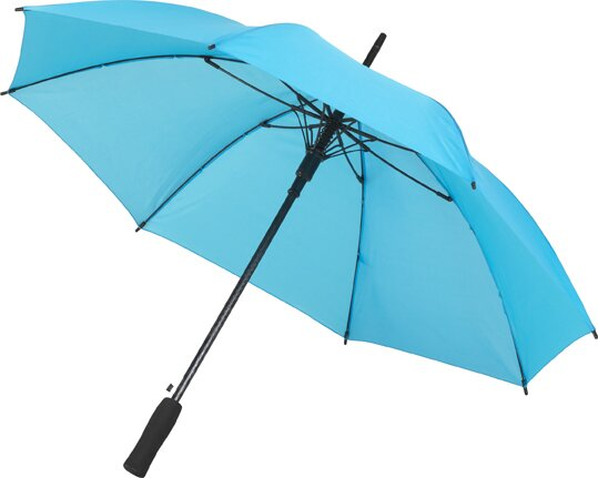 Automatic Opening Umbrellas With A Fibreglass Shaft and Foam Handle