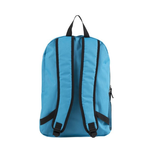 Polyester 600D Backpacks with Closable Pockets and Shoulder straps