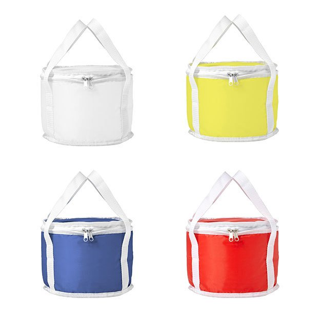 Polyester 210D Round Cooler Bags
