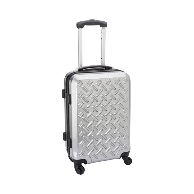 ABS Matt Silver Trolley