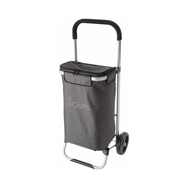 Polyester Cooler Shopping Trolley