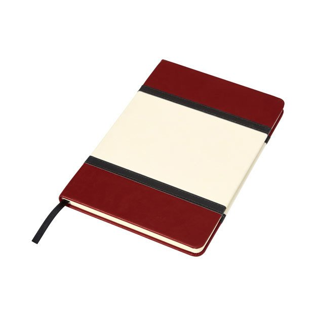 A5 Soft Feel Notebooks With Pu Cover