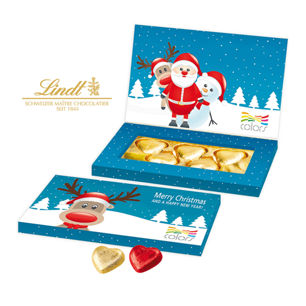 Lindt Christmas Presentation Boxes