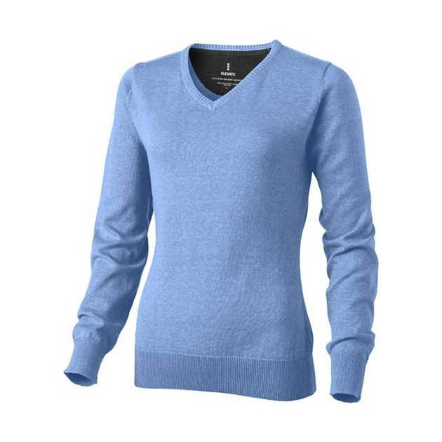 Spruce V-neck Ladies pullovers