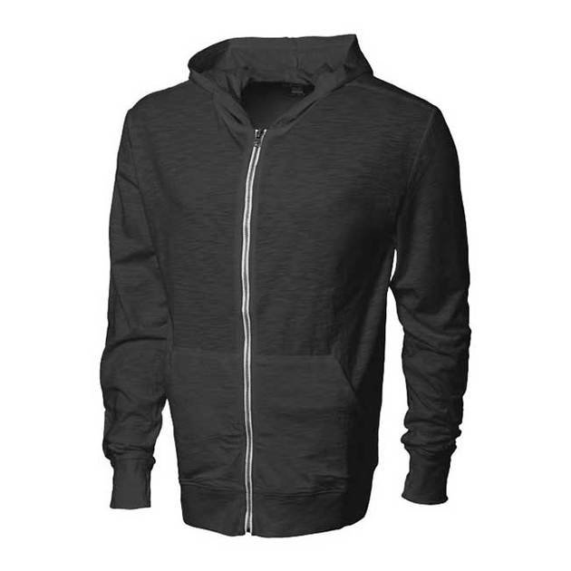 Garner Full Zip Mens Hooded Sweaters