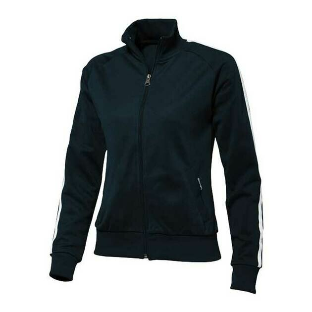 Court Full Zip Ladies Sweaters