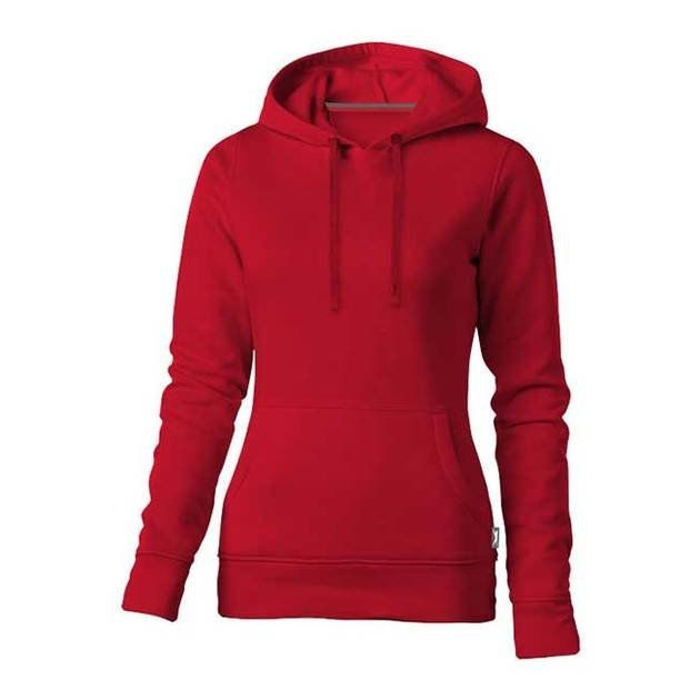 Alley hooded Ladies Sweater