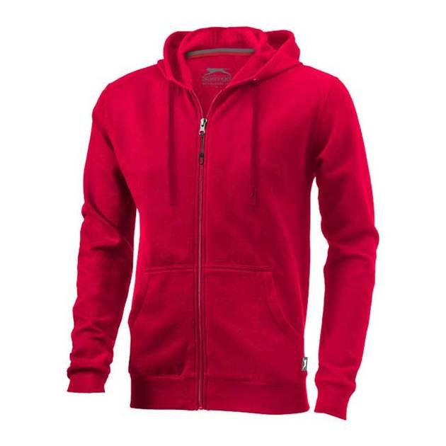 Open Full Zip Mens Hooded Sweaters