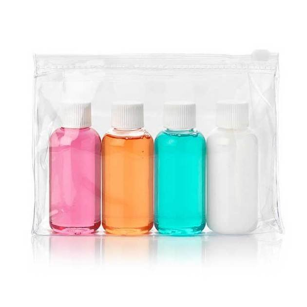 Weekend Travel Toiletry Sets in a Bag