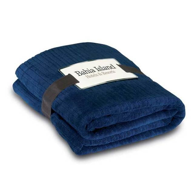 Cap Code Fleece Blankets