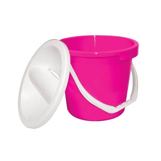 Give Charity Collecting Buckets