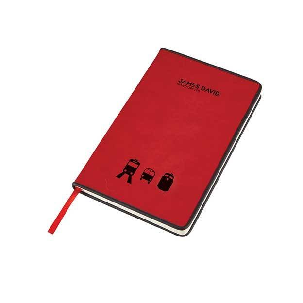 Lincoln PU Notebooks
