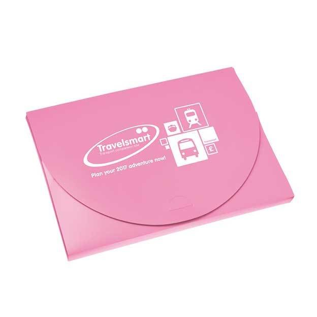 A4 PP Colour Folders