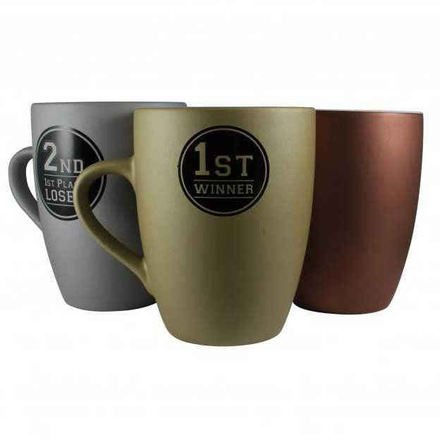 Marrow Medal Mugs