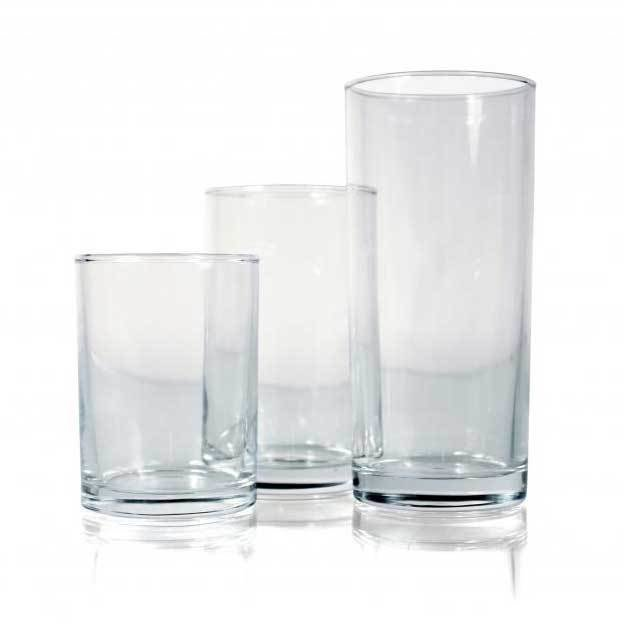 High Ball Small 6oz Glasses