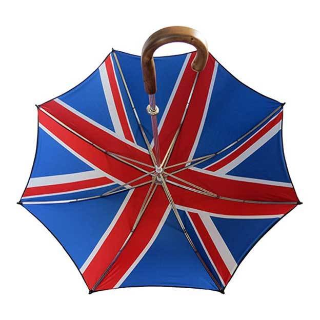 Union Jack Umbrellas