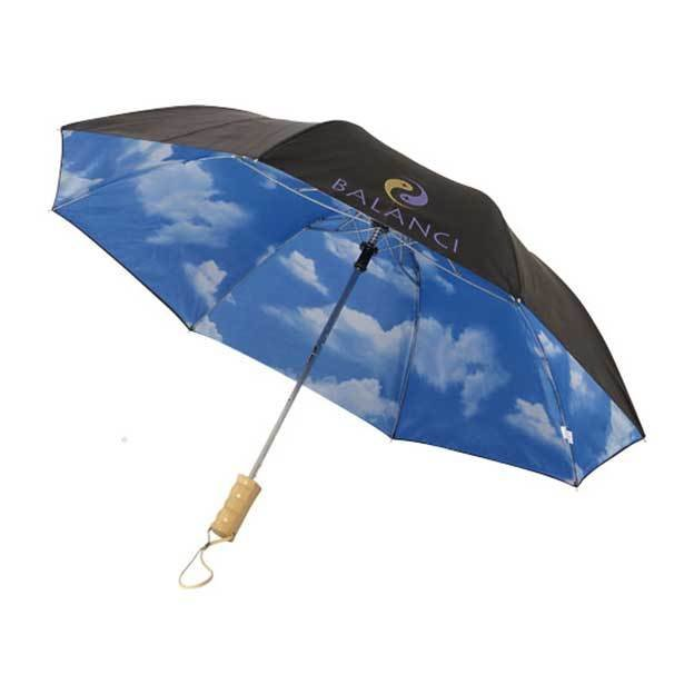 Blue-skies 21inch Foldable Automatic Umbrellas