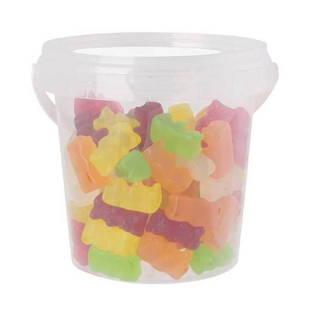 Special Category Sweets Plastic buckets 670ml