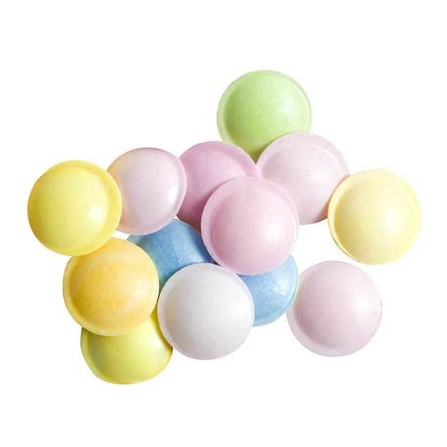 Flying Saucers Filled With Sherbert