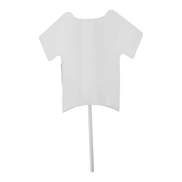 T-Shirt Cards With Lollipop