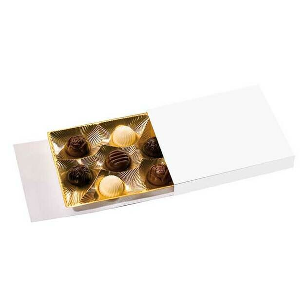 Chocolate Boxes With 7 Pralines