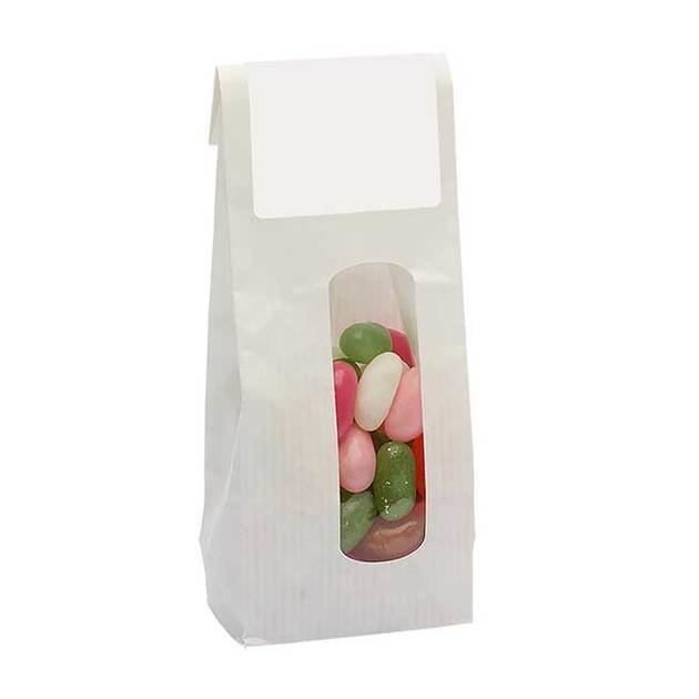 Special Category Sweet Kraft bag With A Window