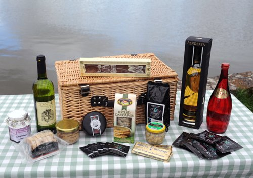 Welsh Gower Hamper