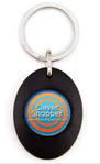 Carro Trolley Coin Keyrings