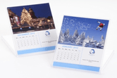 Patent Easel Desk Calendars