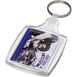 Zia S6 classic keychain with plastic