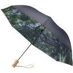 "Forest 21"" foldable auto open umbrella"