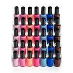 Nail Polishes in a Bottle