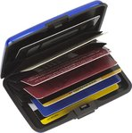 Plastic Credit and Business Card Cases