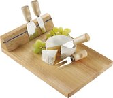 Wooden Cheeseboards With A Magnetic Strip