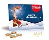 A5 Luxury Lindt Desktop Calendars