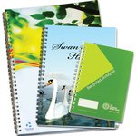 A6 Wiro Bound Notebooks