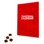 Traditional Promotional Advent Calendars