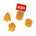 Shaped Gingerbread Biscuits