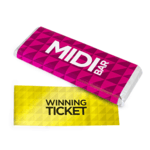 Midi Bars with Winning Ticket