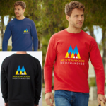 Fruit of the Loom Long Sleeve T-Shirts