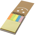 Notebooks With Sticky Notes