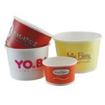 Ice Cream Pots - 8oz