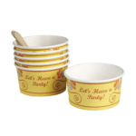 Ice Cream Pots - 16oz