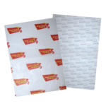 Greaseproof Paper - White