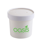 Soup Containers (16oz) with lid