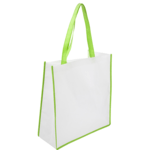 Non-woven Shopping Bags With Coloured Trim