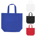 Non-woven Shopping Bags With A Gusset
