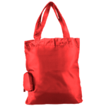 Foldable Shopping Bags In A Pouch