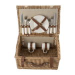 Willow Picnic Baskets 2-Person